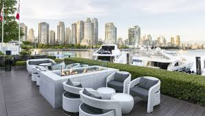 Vancouver Restaurants With Patios Dockside Vancouver Dockside Seafood Restauraunt