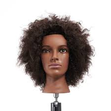 amazon com xnicx afro style 100 real human mannequin