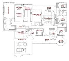 House Plan Websites by Home Design One Story House Plans With Open Floor Basics Within