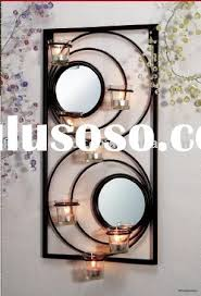 Silver Wall Sconce Candle Holder Sconces Candle Holders Home Design