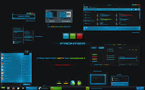 stardock store product frontier for 7 vista and xp by vstyler