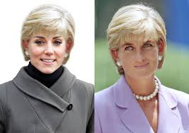 hairstyles like princess diana what the duchess of cambridge would look like with other celebs