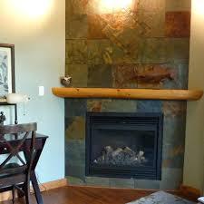 amazing slate fireplace suzannawinter com