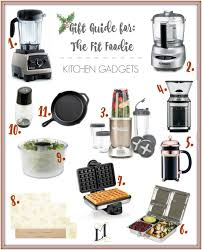 gift guide for the fit foodie kitchen gadgets u2014 living minnaly