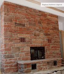 sandstone fireplace indoor fireplaces
