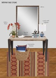 entry way table decor best 25 entryway table decorations ideas on pinterest foyer