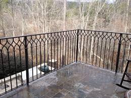 wrought iron railings and gates wrought iron railings design