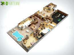 southern living plans 2bhk isometric 1024x768 modernirtual house plans floor plan