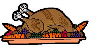 clip for thanksgiving dinner happy thanksgiving