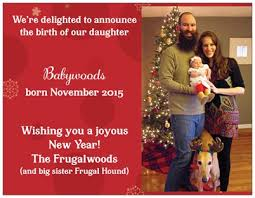 cheap christmas cards the patented frugalwoods cheap christmas card hack frugalwoods