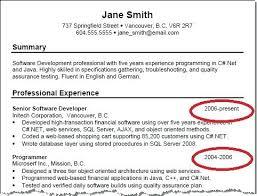 resume chronological order order of experience on resume u2013 jalcine me