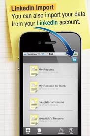 Mobile Resume Maker How To Make Resume Cv With Your Iphone Or Ipad On The Go Snapguide