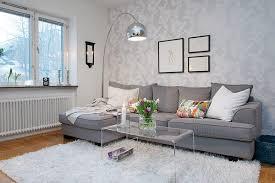 Pillows For Grey Sofa Apartments Wooden Floor White Rug Grey Sofa And Grey Pillows