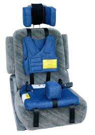 booster seat pediatric positioning car booster seat with vehicle restraint system