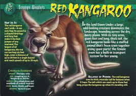 red kangaroo wierd n u0027wild creatures wiki fandom powered by wikia
