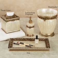 Moroccan Bathroom Accessories by Bathroom Accessory Sets Touch Of Class