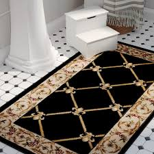Fleur De Lis Area Rug Astoria Grand Colindale Fleur De Lis Black Area Rug Reviews