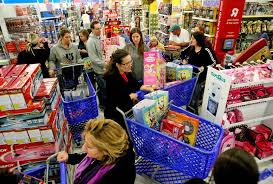 shopping shaming on thanksgiving day wrong to hit the stores