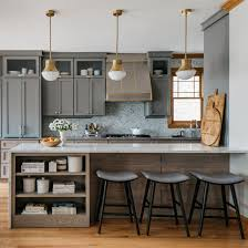 are two tone cabinets out of style top interior design trends of 2020 from home offices to two