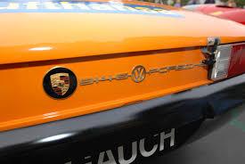 vintage orange porsche 1967 porsche 911r digitaldtour