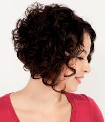 stacked bobs for curly fine hair hairstyles fullness for curly hair with an a line cut stacked bob