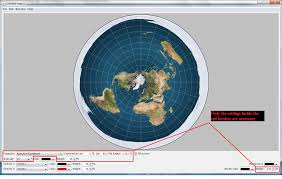 Map Projection Definition The Source Of Fes U0027s Map