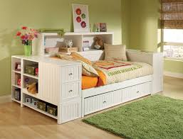 Queen Bed With Twin Trundle Best 25 Trundle Beds Ideas On Pinterest Kid Friendly Spare