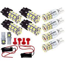 2013 f150 tail light bulb f 150 led conversion kit turn signal brake reverse cargo license