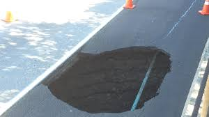 Sigalert San Diego Map by Sinkhole Opens Off I 8 In College Area Nbc 7 San Diego