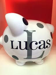 engraved piggy bank engraved piggy banks hsfurmanek co