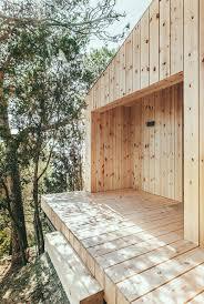 wood studio house dom arquitectura architecture lab