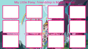 my little pony controversy meme blank by deecat98 on deviantart