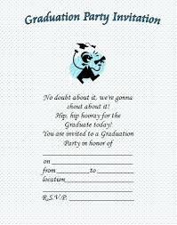 wording for graduation party invitations badbrya com