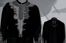 baju koko online shops in indonesia sell baju koko inspired by black