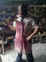 leatherface costume leatherface costume by vicentvader on deviantart