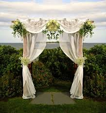 wedding arches and arbors ceremonies garden designs by kristen