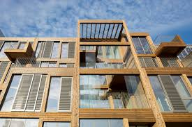 Houses With Lofts by Solar Powered Wooden Lofts Heated Independently Of Amsterdam U0027s