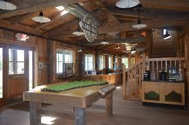 Visitor Center Green Mountain Club - Green mountain furniture