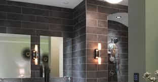Overhead Vanity Lighting Bathroom Recessed Lighting Ideas Tub Sink U0026 Shower Lights