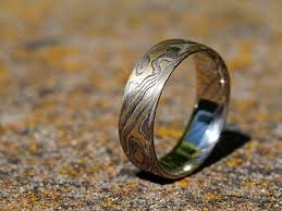 make your own wedding band make your own wedding rings mokume gane