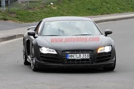 future audi r8 spy shots audi r8 clubsport photo gallery autoblog