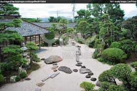 traditional japanese gardens decorating clear