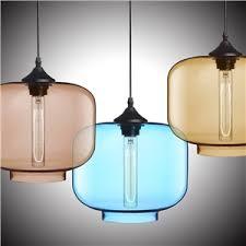 turquoise blue glass pendant lights blown glass pendant lighting custom 10 inch globe hand by 26 ege