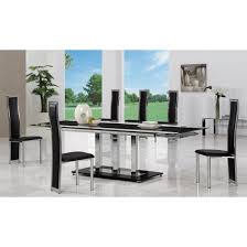 8 Seater Dining Tables And Chairs High Gloss 8 Seater Dining Table With Amado Chairs Collection In 8