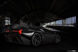Lamborghini Veneno All Black - render black lamborghini veneno gtspirit