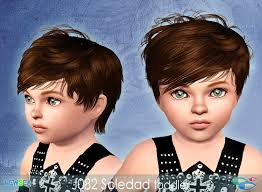 sims 3 custom content hair hairstyle by juice newsea