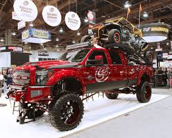 rally truck build customized ford f 350 crew cab 4 4 wins bushwacker founder u0027s award