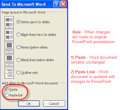 design von powerpoint in word converting powerpoint presentations to word documents