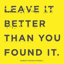 Robert Baden Powell Robert Baden Powell Design Quote By Aidan Gooding Donoghue Eye