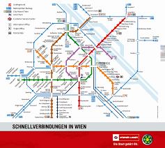 Metro Viena Map by Metro Map Of Vienna Metro Maps Of Austria U2014 Planetolog Com